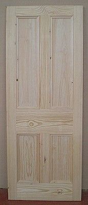 Softwood Internal Door
