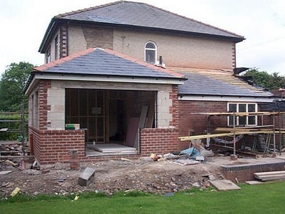 Single Storey Side and Rear Extension