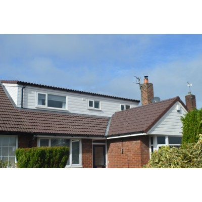 Front & Rear Dormer Extensions
