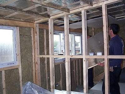 Internal Work For Dormer Extension