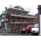 Rebuild Bowed Gable End