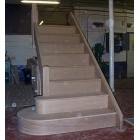 Double Bullnose Oak Staircase