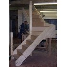 Single Winding Staircase