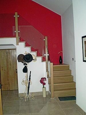 Bespoke Solid Oak Staircase