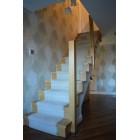 Oak Staircase & Glass