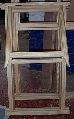 Counterfeit Sash Window